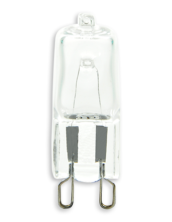 HALOGEN PIN-BASE LAMP